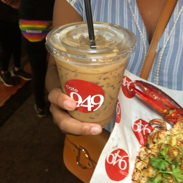 Cafe 949: Iced Vietnamese Coffee