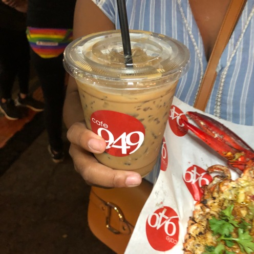 Cafe 949: Iced Vietnamese Coffee