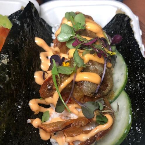Norigami Tacos: Mr Krabs