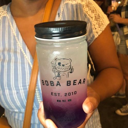 Boba Bear: Butterfly Lemonade