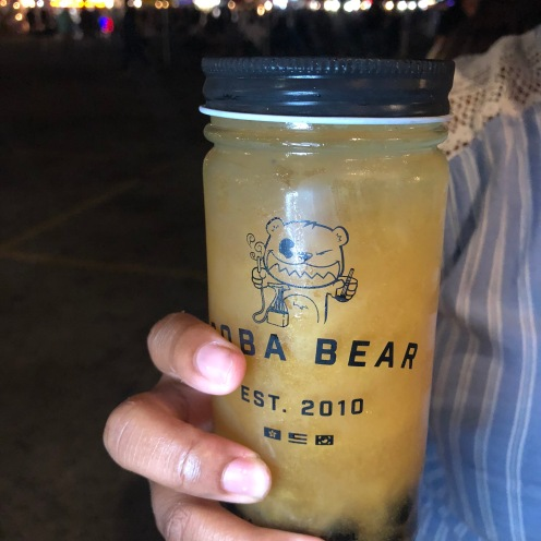 Boba Bear: 24K Golden Tea