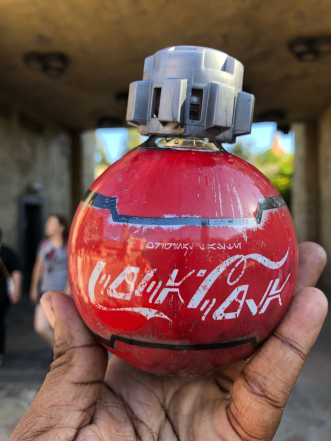 Star Wars: Galaxy's Edge Coca Cola