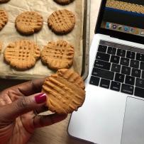 Peanut Butter Cookies 2 Ways